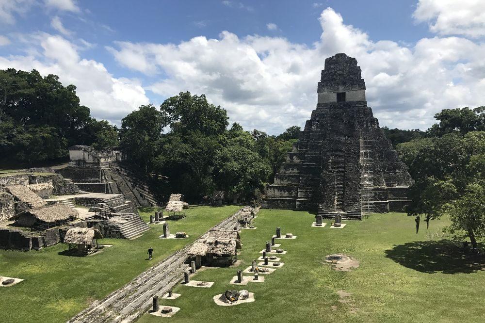 guatemala reizen tikal maya
