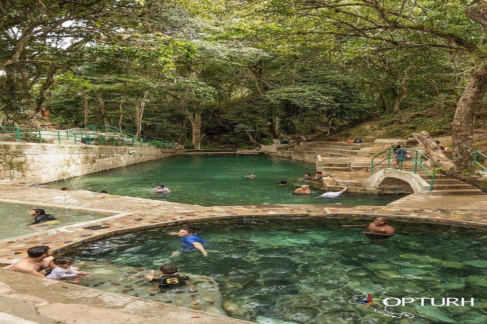 honduras hoogtepunten gracias heetwaterbaden