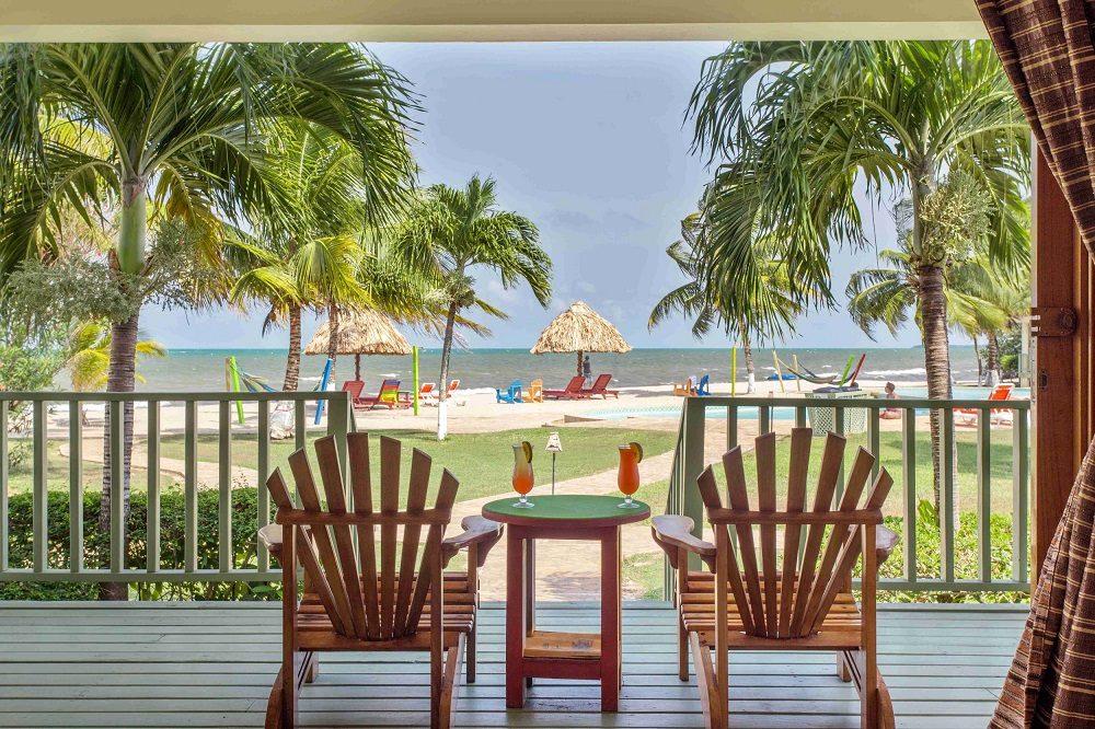 hopkins hotel veranda