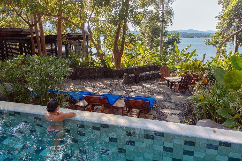 hotel las isletas zwembad