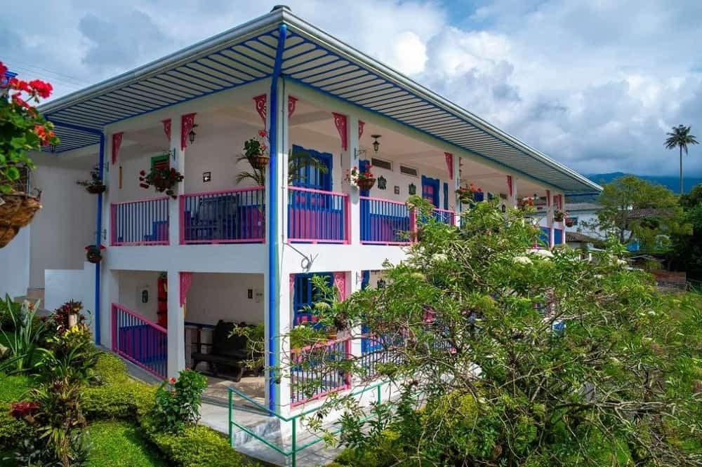 hotel salento el jardin