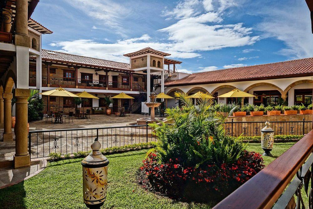 hotel villa de leyva