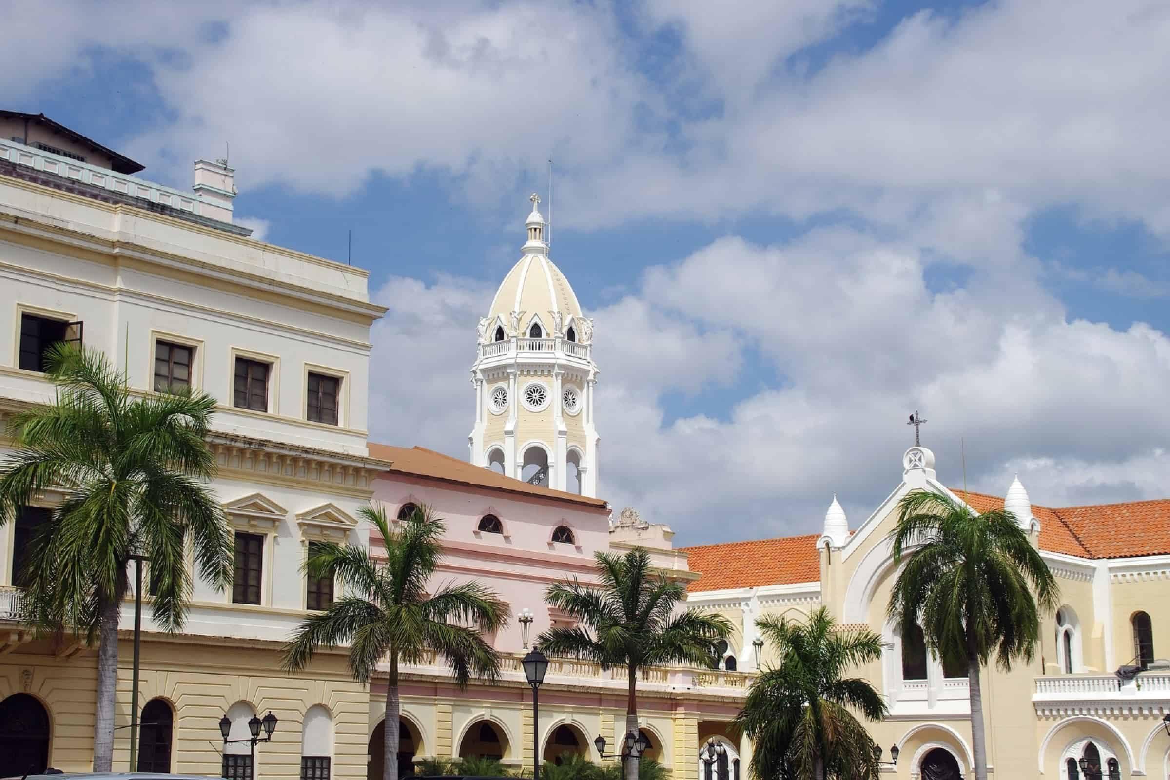 huwelijksreis Panama stad