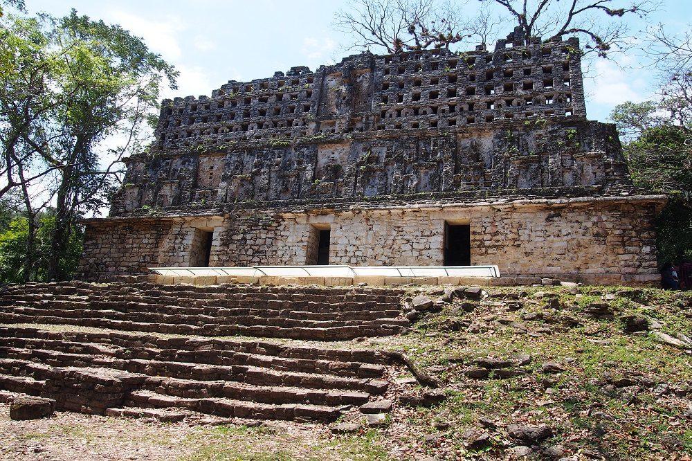 individuele rondreis mexico yaxchilan