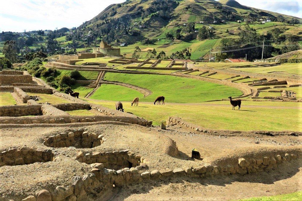 ingapirca ecuador reizen