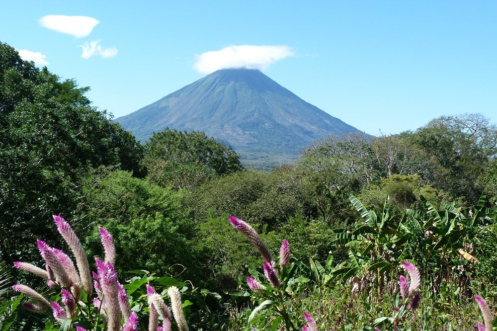 isla de ometepe vulkaan