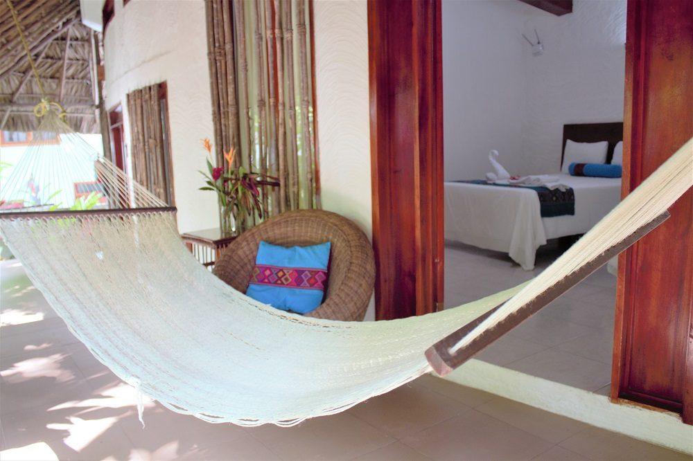 kamer hotel palenque