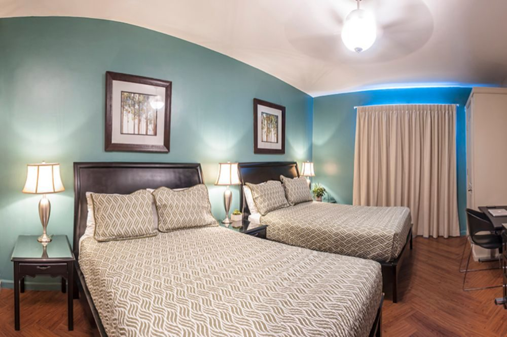kamer hotel panama stad