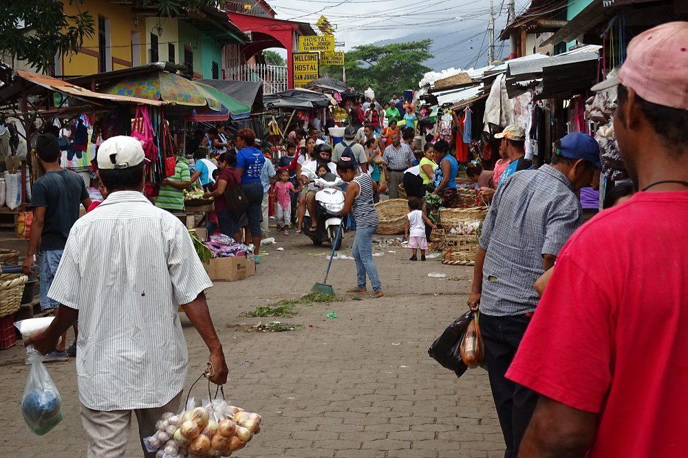nicaragua markt granada