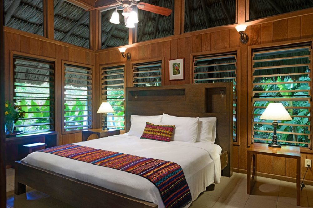 luxe reis belize chan chich lodge