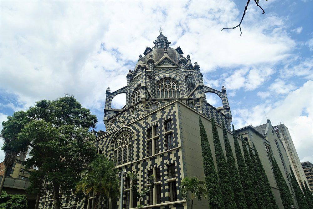 medellin colombia kerk