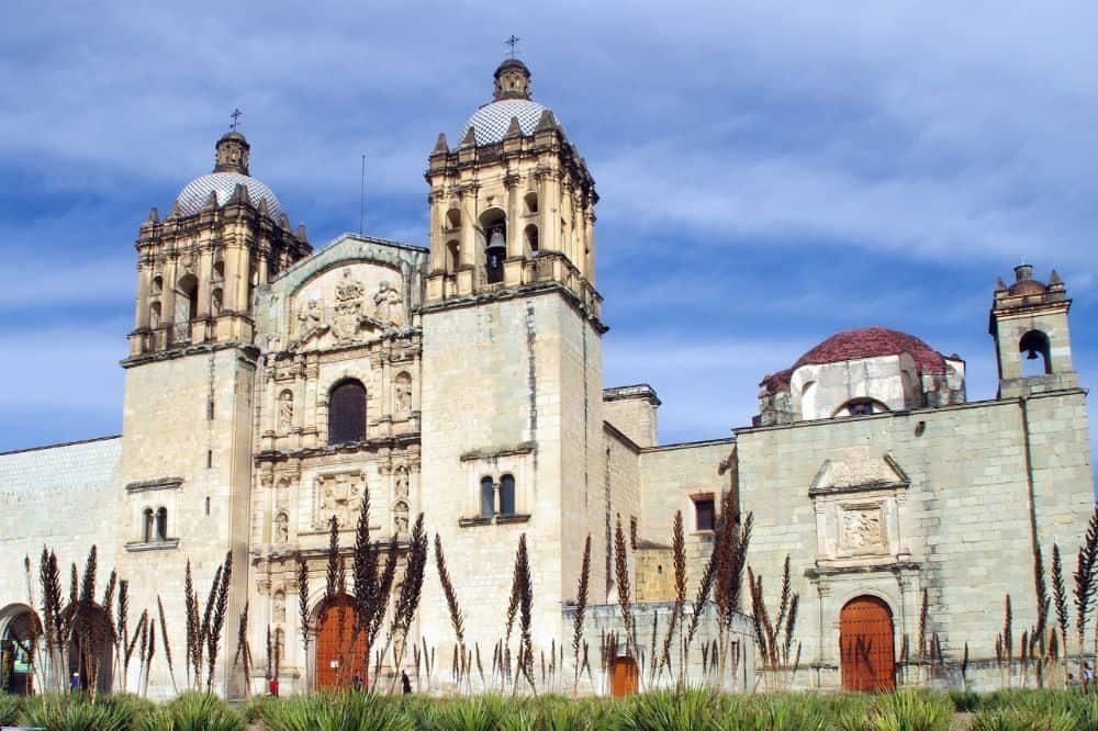 mexico reizen oaxaca stad