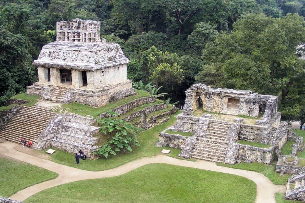 mexico reizen palenque