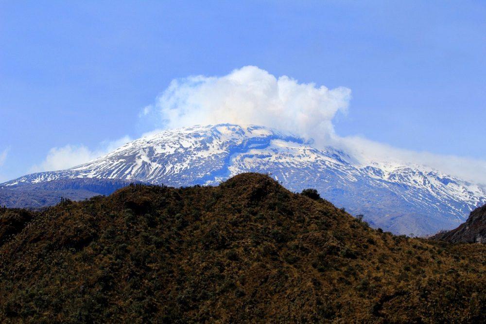 nevado del ruiz berg