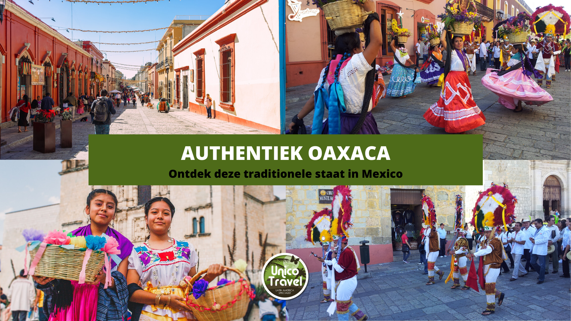 oaxaca traditioneel mexico