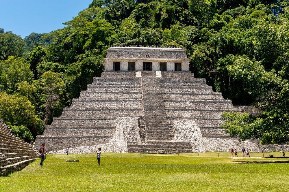 palenque mexico reizen