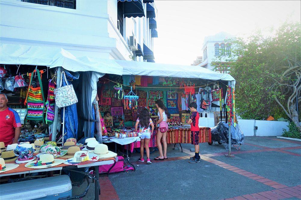 panama stad indianenmarkt