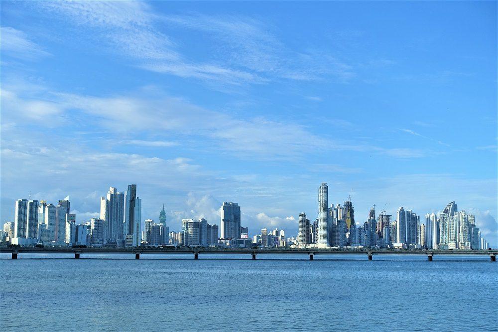 panama stad skyline