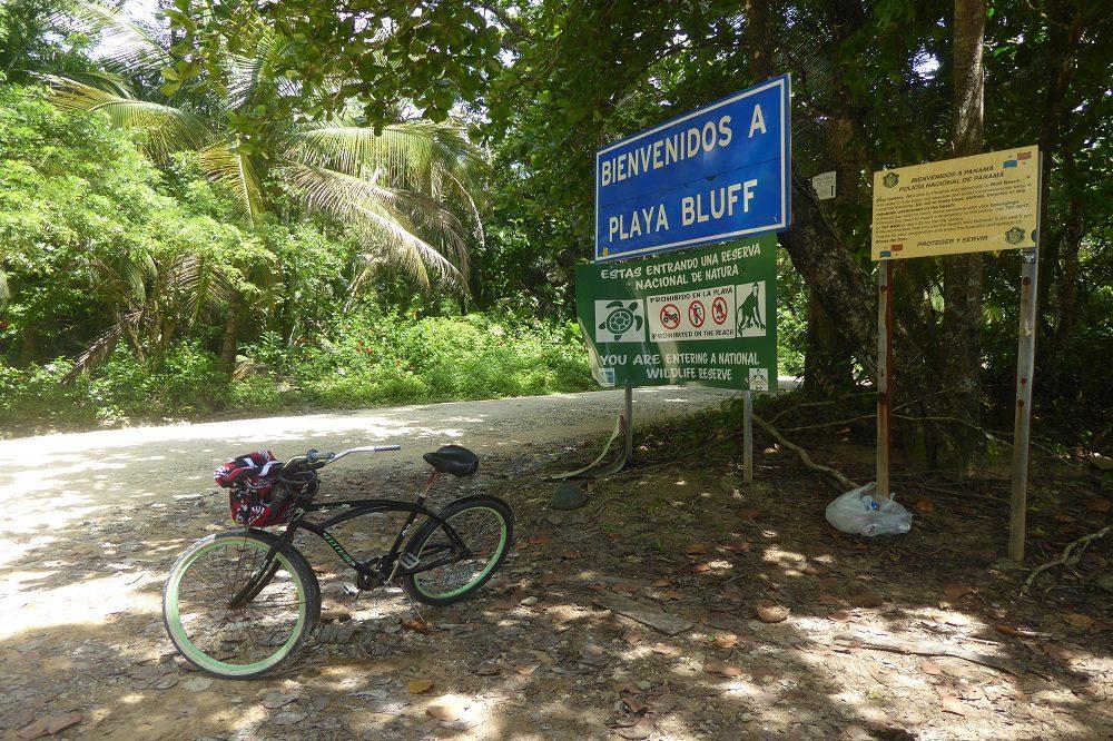 playa bluff fietsen