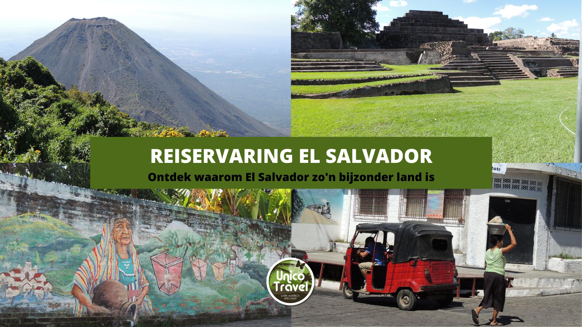 reiservaring El Salvador