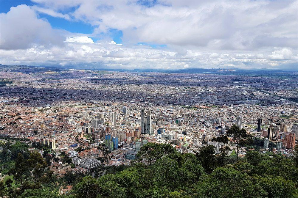 rondreis colombia cerro monserrate