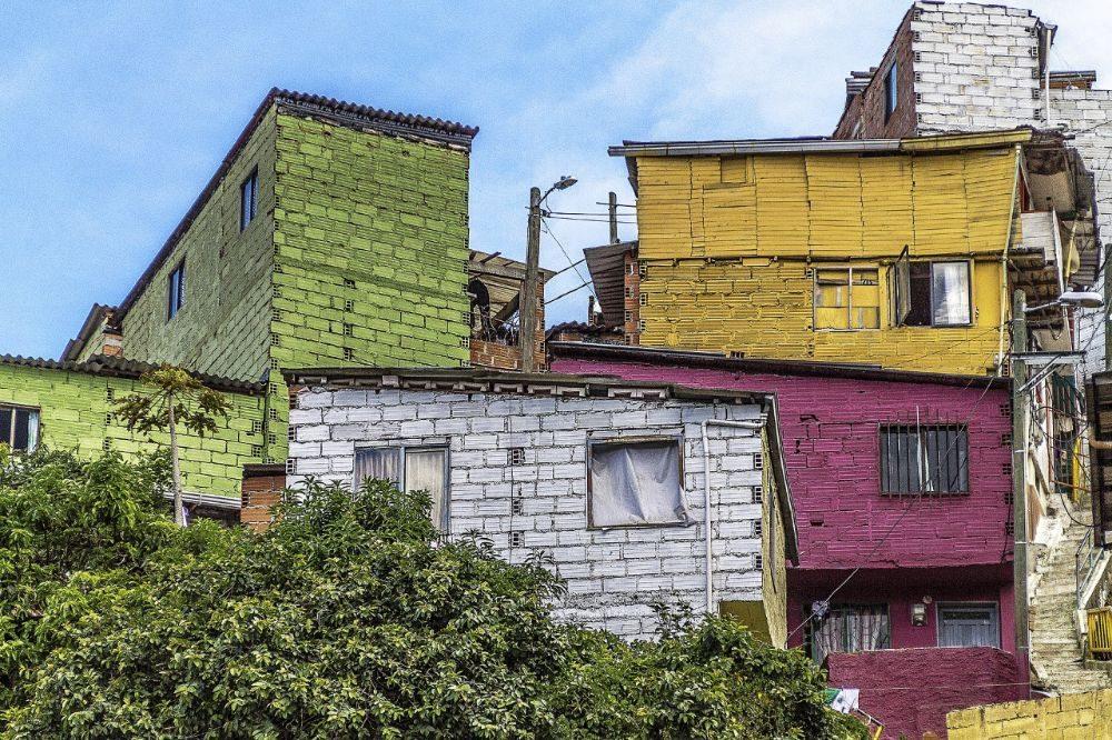 rondreis colombia medellin wijk