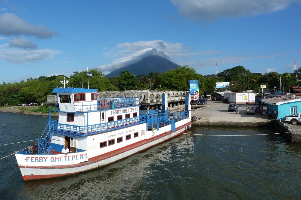rondreis costa rica en nicaragua isla de ometepe
