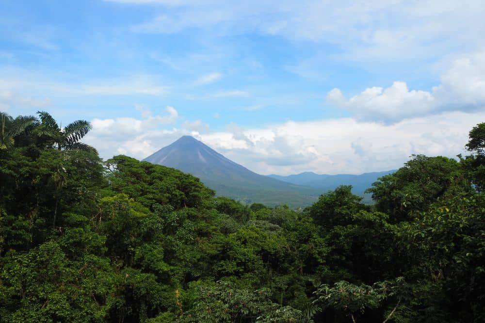 rondreis costa rica vulkaan