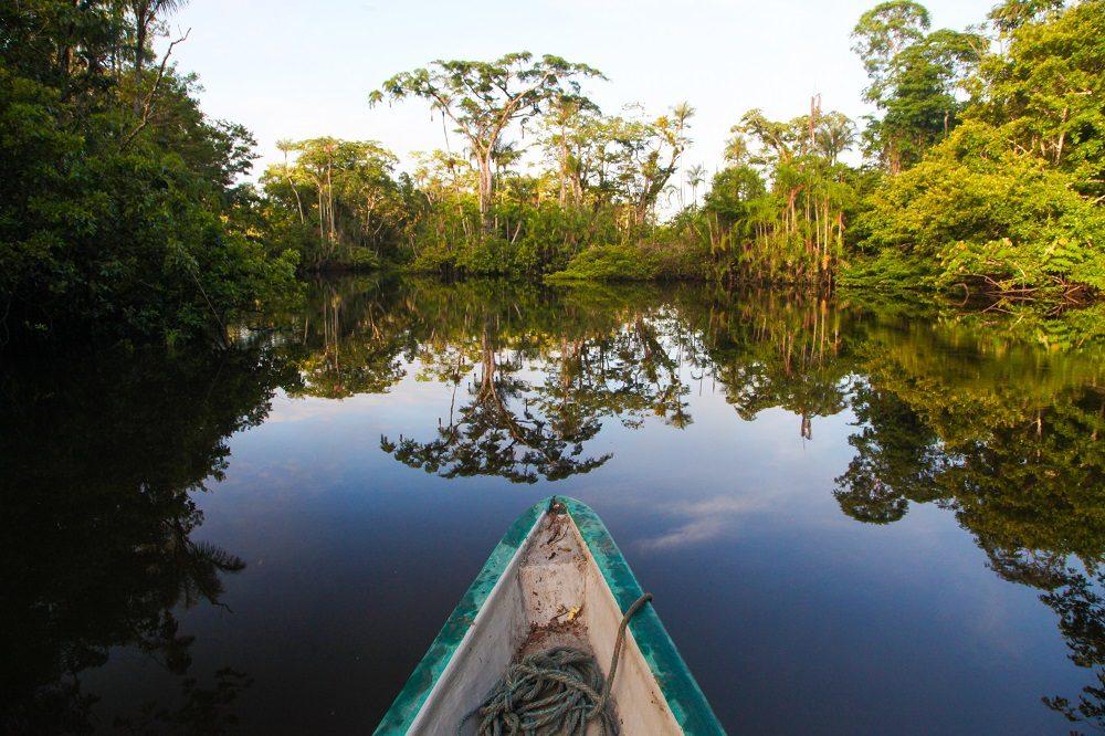 rondreis ecuador amazone