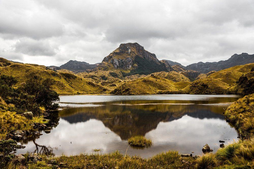 rondreis ecuador en galapagos cajas national park