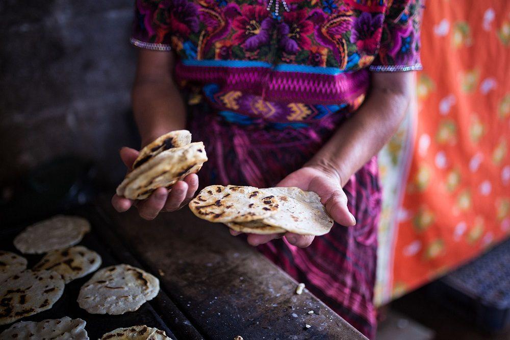 rondreis guatemala tortilla