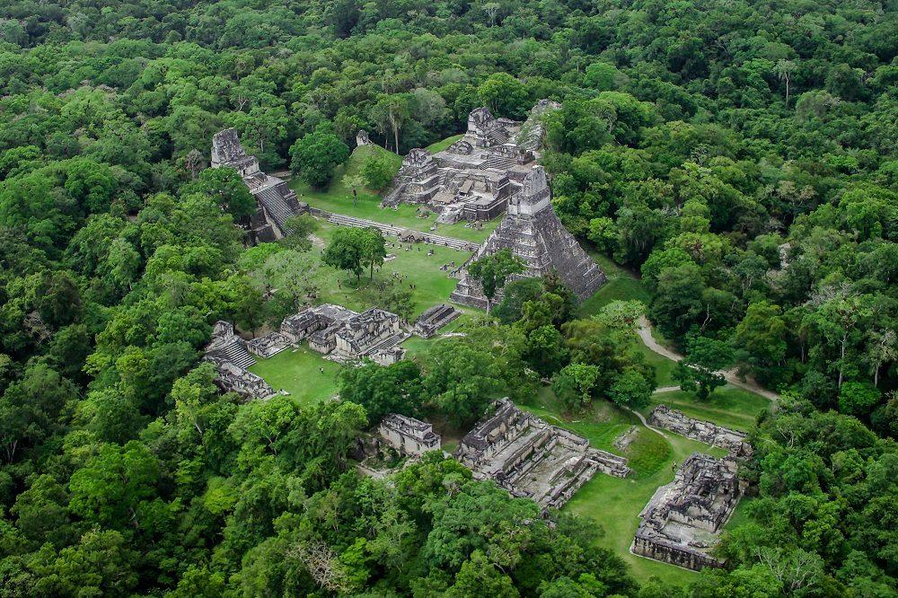 rondreis mexico guatemala belize tikal