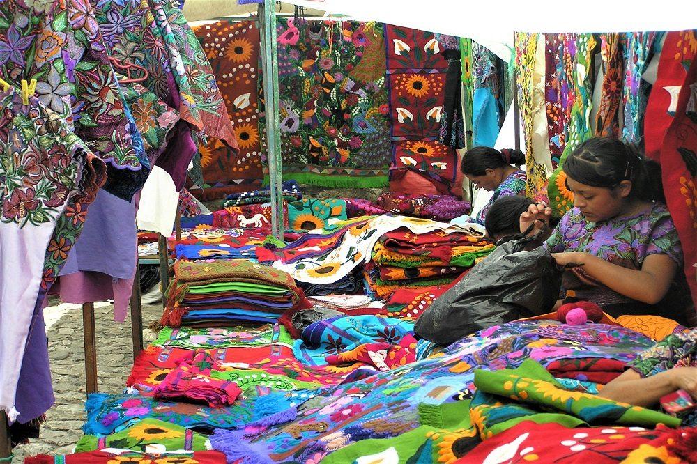 rondreis oaxaca markt