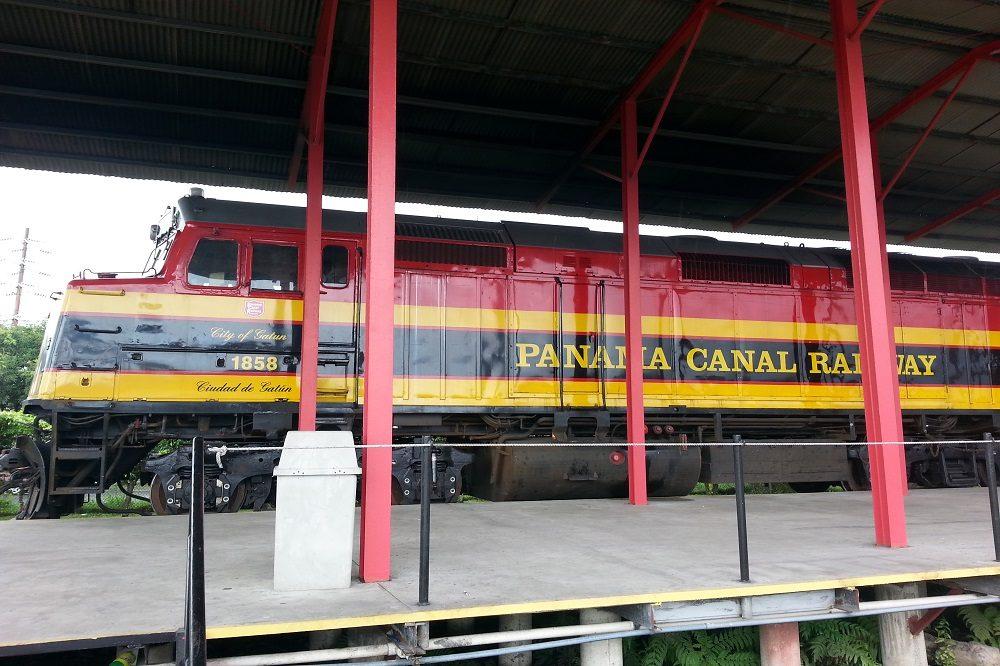 rondreis panama trein