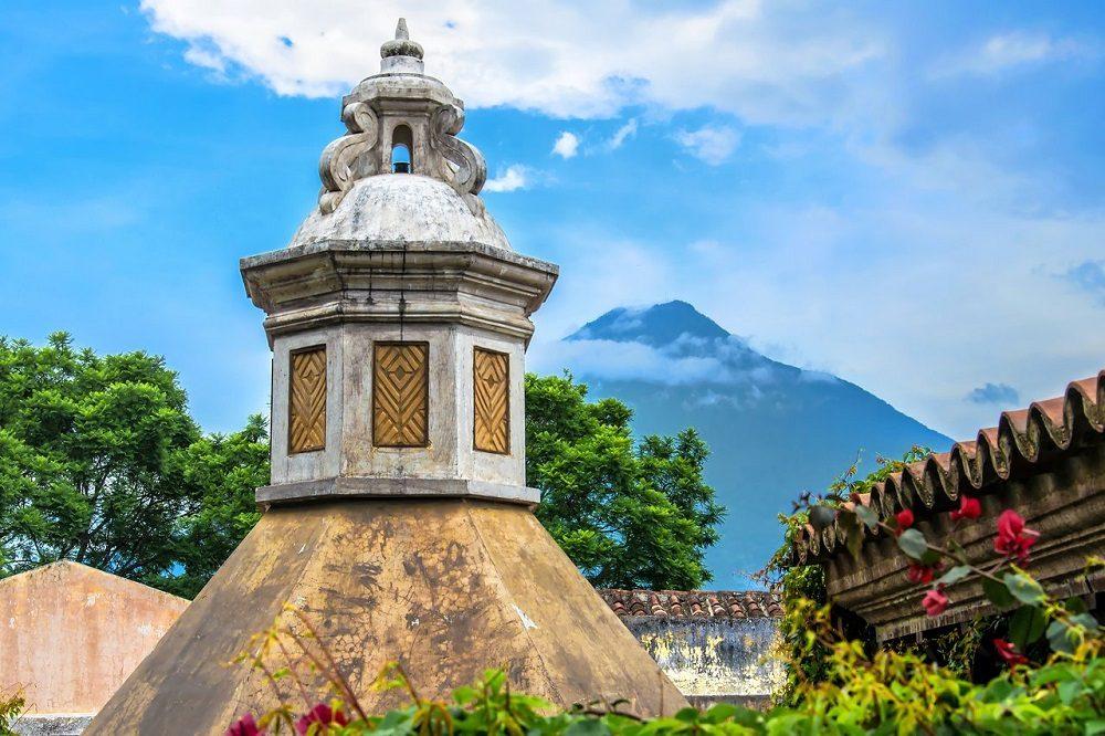 rondreizen guatemala antigua
