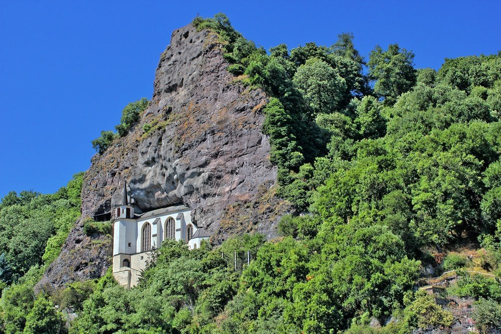 rots kerk Idar-Oberstein