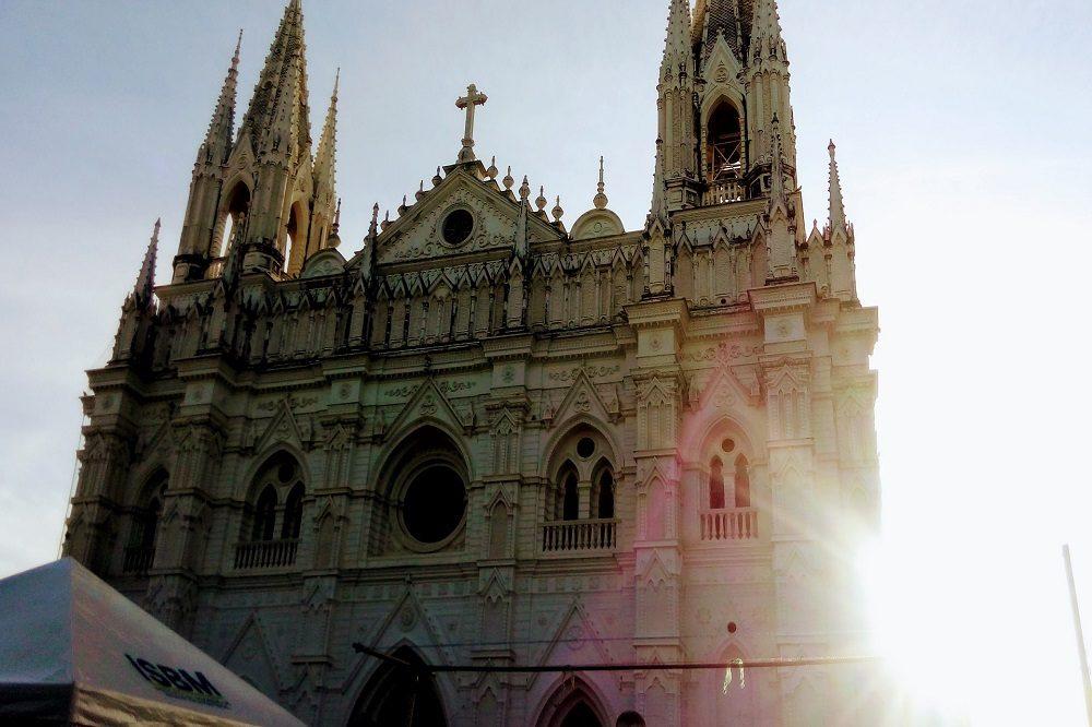 santa ana kathedraal