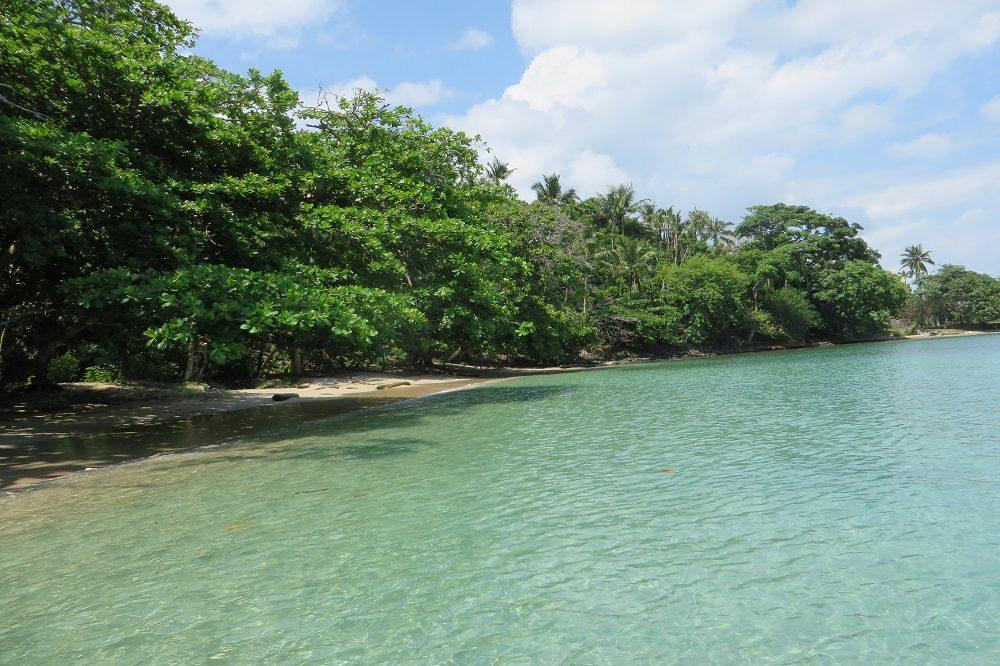 stranden eilanden puerto lindo rondreis panama