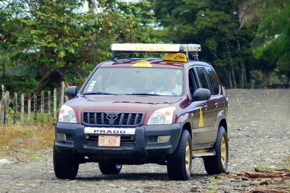 taxi jeep costa rica