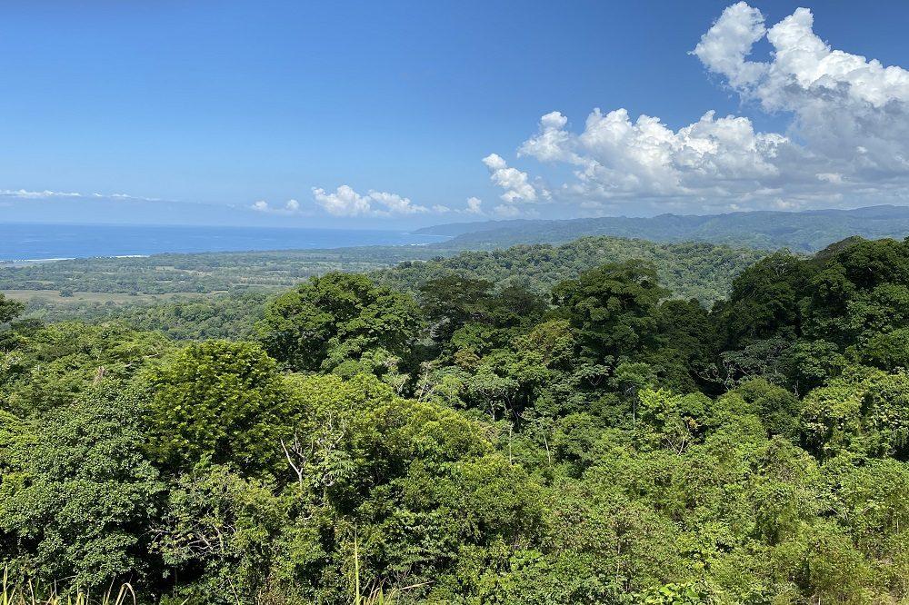 uitzicht corcovado costa rica
