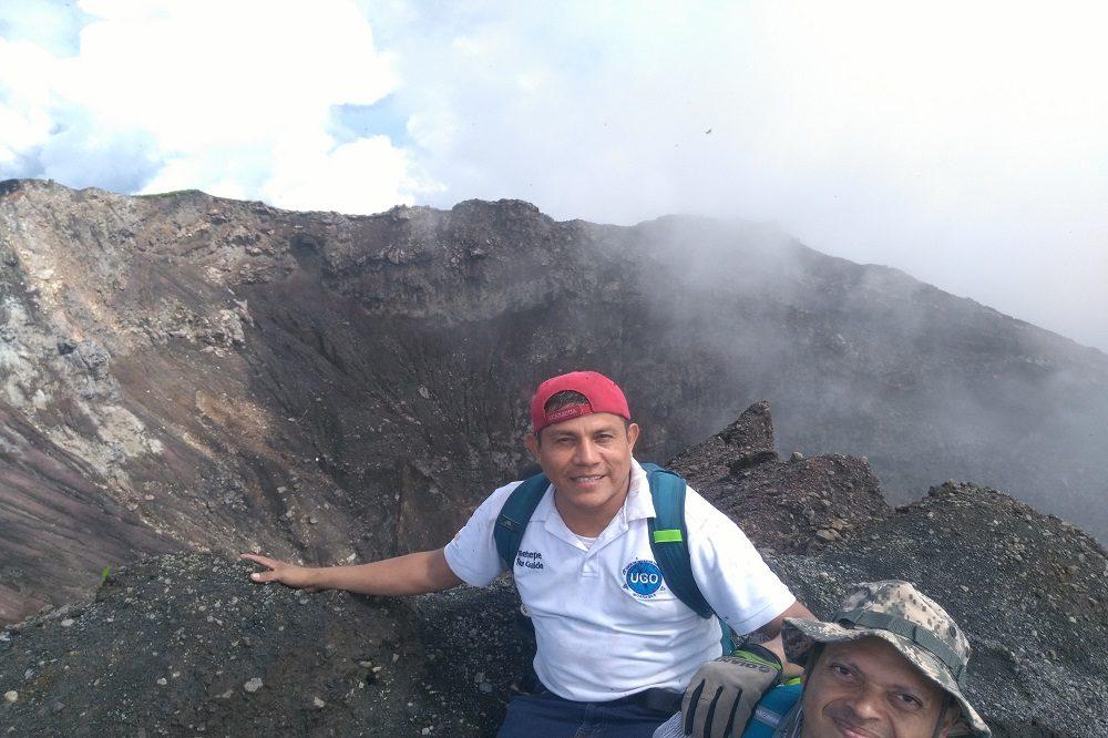 vulkaan beklimmen isla de ometepe