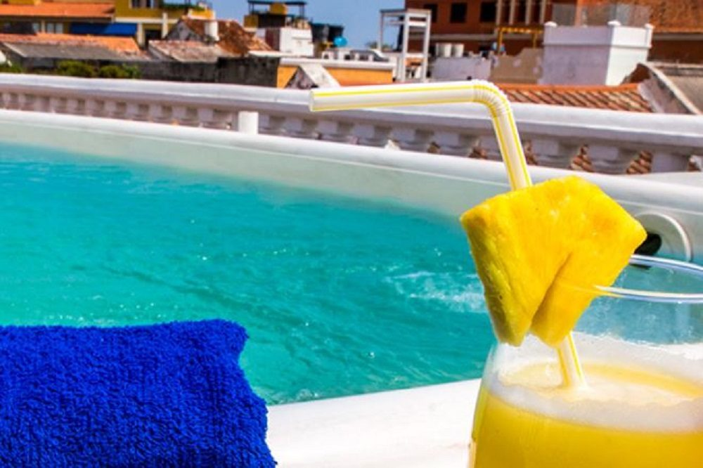 zwembad cartagena