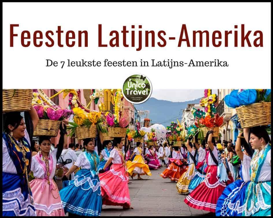 Feesten Latijns-Amerika
