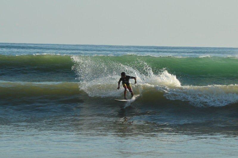 Dominical surfen rondreis Costa Rica