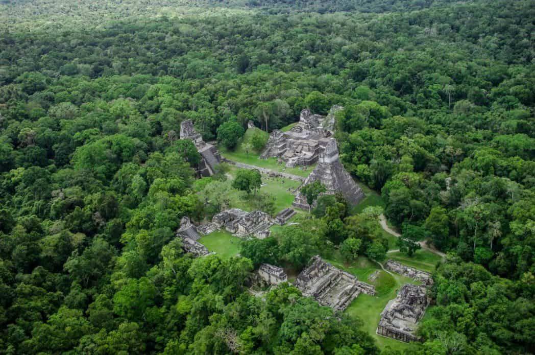tikal maya