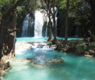 Watervallen Agua Azul