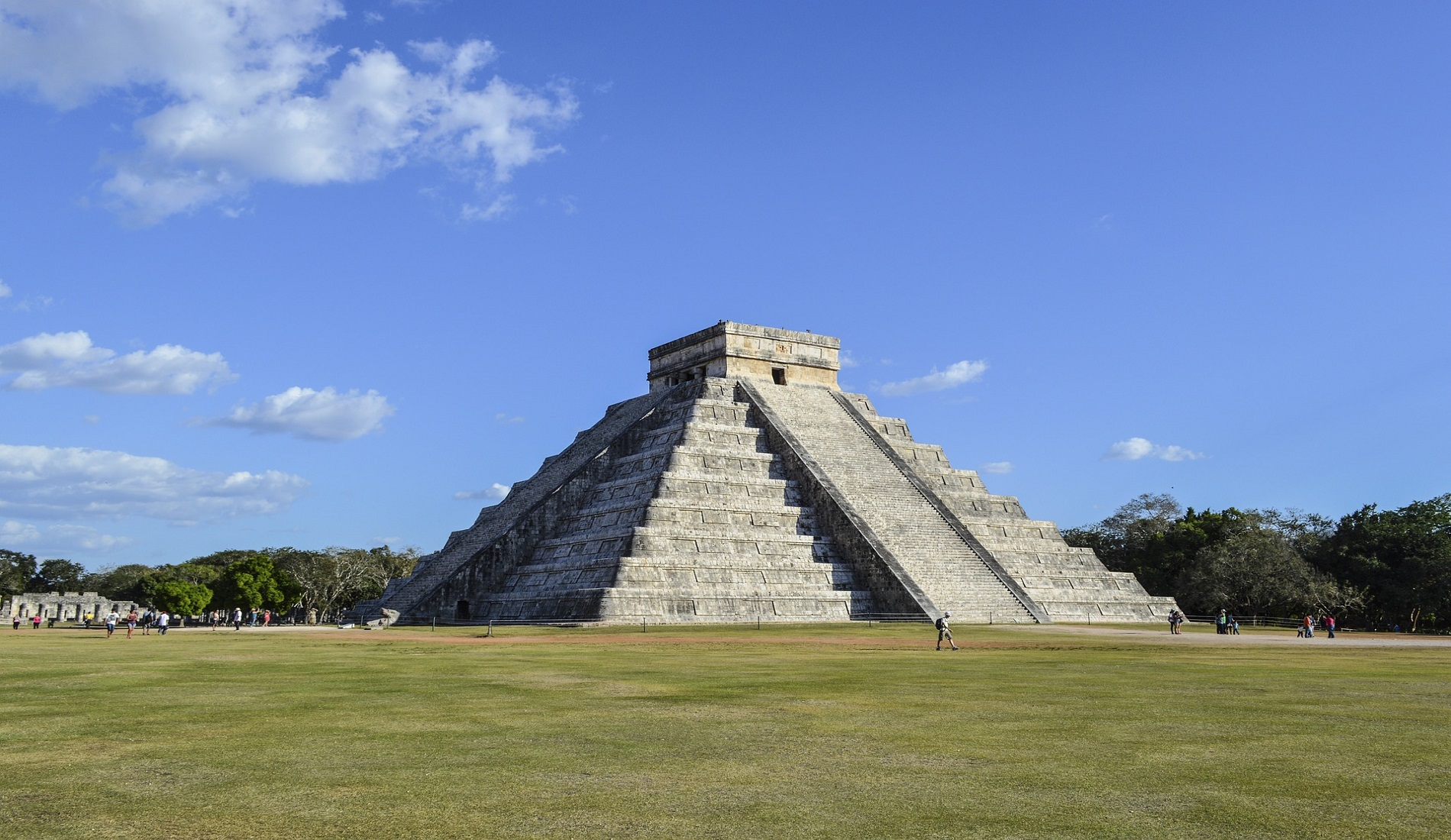 chichen itza mexico hoogtepunten
