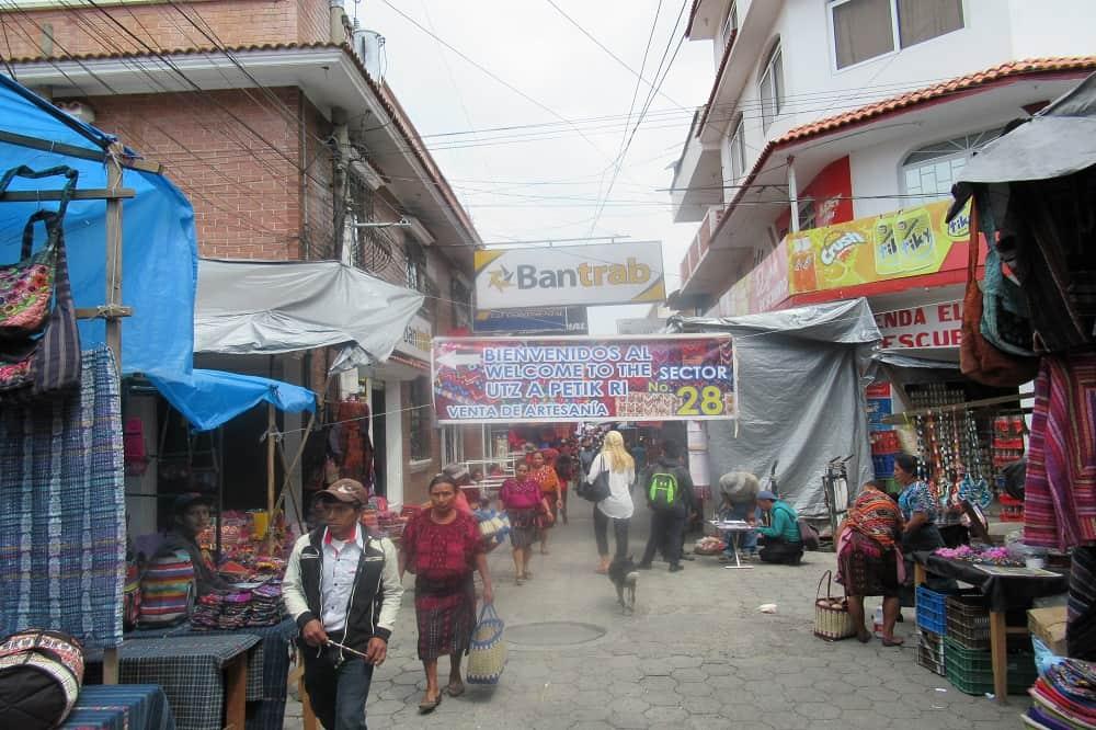 chichicastenango reisverslag guatemala