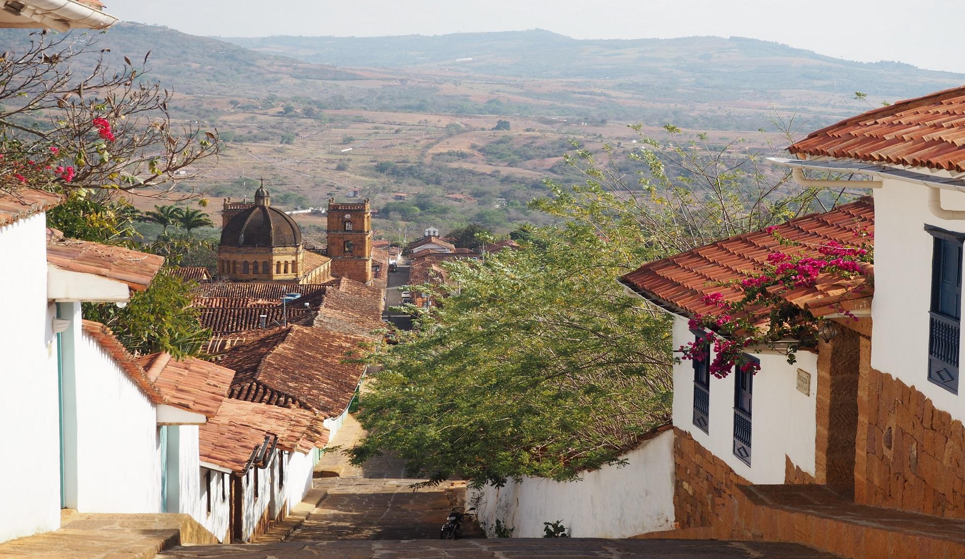 colombia hoogtepunten barichara