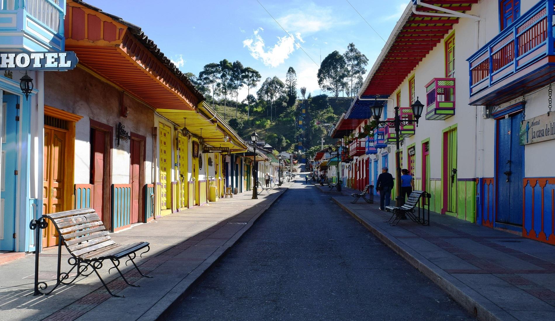colombia hoogtepunten reis salento